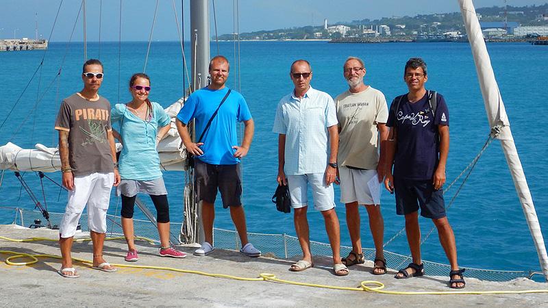 Přes Atlantik z Tenerife na Barbados 1/2016